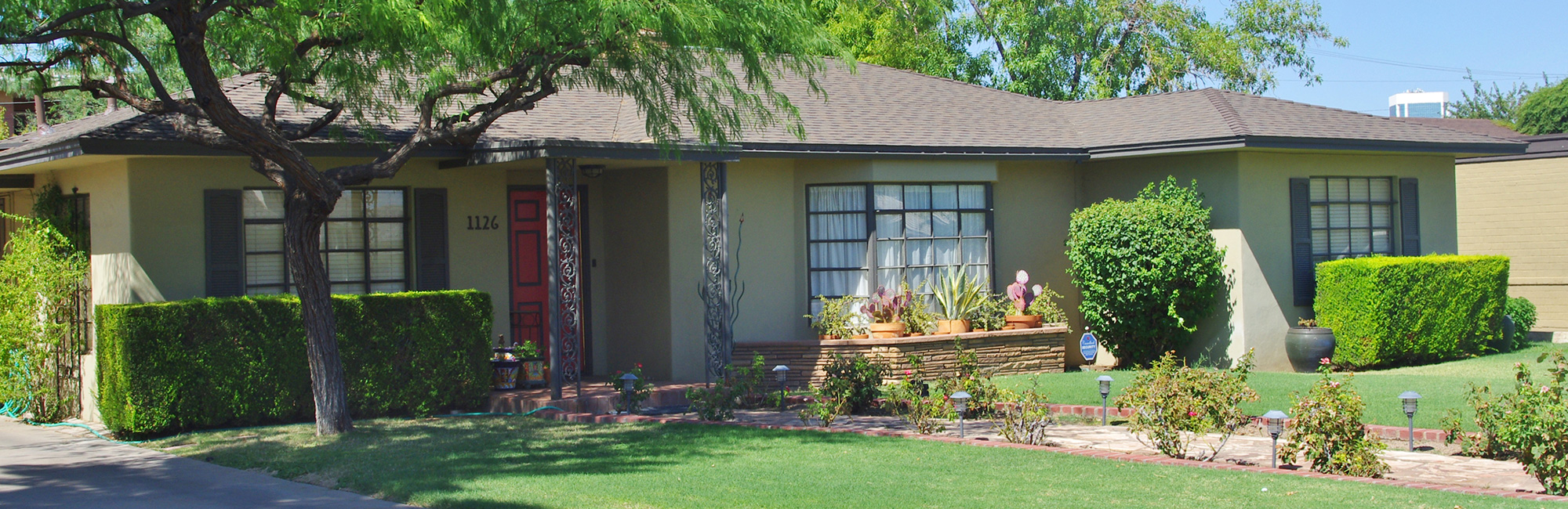 Encanto Manor Historic District of Phoenix