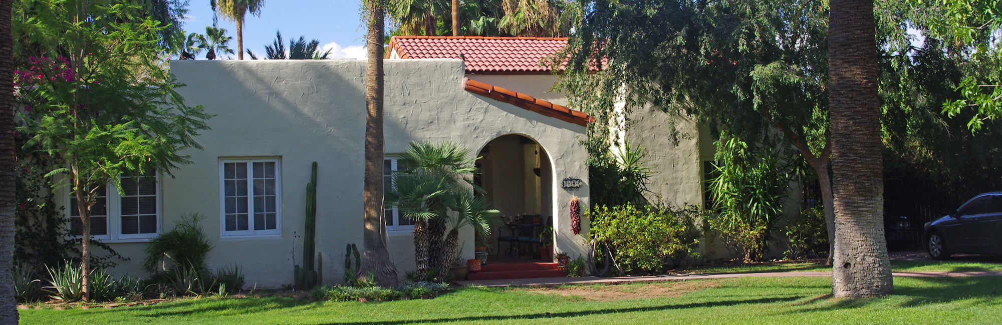 La Hacienda Historic District of Phoenix
